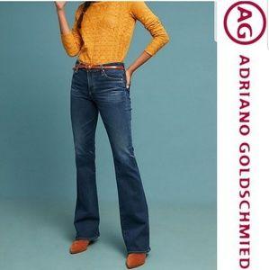 AG Slim Bootcut Jeans Angel Sz 27 Reg